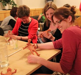 The morph meeting.