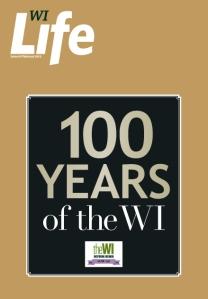 WI Life Magazine's Centenary Cover.