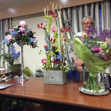 floristry demo