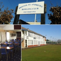 St. Andrew's Bristol Bowling Club.