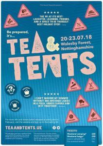 Tea & Tents 2018
